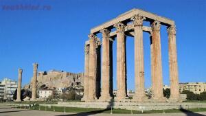 История старого снимка или как монахи на храм Зевса Олимпийского залезли - 8.jpg