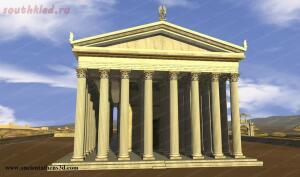 История старого снимка или как монахи на храм Зевса Олимпийского залезли - 2.jpg