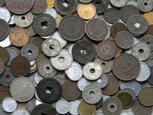 [Продам] Старинные монеты Японии на вес от 1 кг. - ad79d85d7f769316ce8dc82dd8ddb7a7.jpg