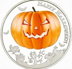 Необычные монеты - хэллоуин.JPG