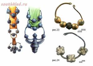 Височные украшения древних славян - хронология, типология, символика - 10.jpg