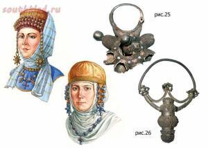Височные украшения древних славян - хронология, типология, символика - 11.jpg