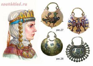 Височные украшения древних славян - хронология, типология, символика - 12.jpg