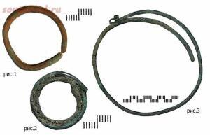 Височные украшения древних славян - хронология, типология, символика - 2.jpg