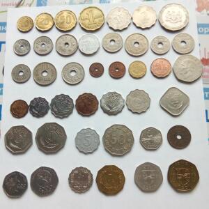 [Продам] Коллекция иностранных монет. 91 шт. - 59110c3be659dbf540dea92b61a0a189.jpg