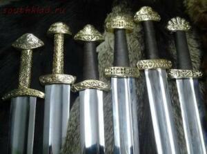 Какие мечи были на Руси? Русский меч не русский? - 1546571804160121771.jpg