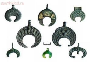 Древнерусские привески и амулеты XI – XIII веков - NEifohjjN0E.jpg