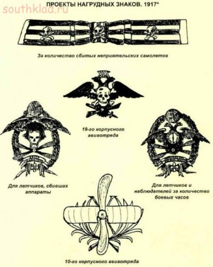 Униформа авиационных частей Русской императорской армии - LoFEq5A76uc.jpg