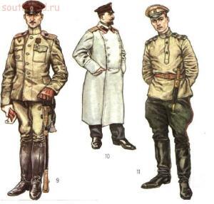 Униформа авиационных частей Русской императорской армии - ys2H8gUsdjE.jpg