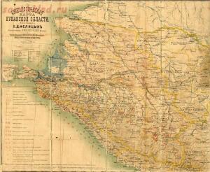 Археологическая карта Е.Д.Фелицына - screenshot_344.jpg