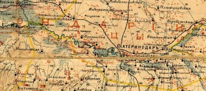 Археологическая карта Е.Д.Фелицына - screenshot_345.jpg