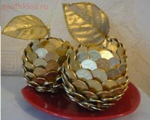 Необычные монеты - поделки из монет.jpg