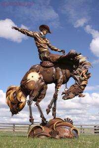 Скульптуры из металлолома. - Lab05OrYnfA.jpg