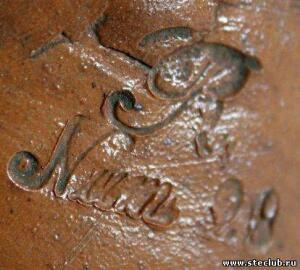 Глинянные бутылки - Сельтерская Selters  - 3420873.jpg