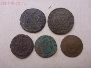4 монеты Сибири деньга. До 17.04.15г. 22.00. Москвы. - P1150649.JPG