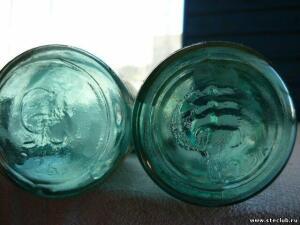 Аптечная посуда с этикетками без обозначения аптеки - 8023083.jpg