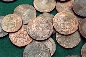 Лучшие образцы старинных монет