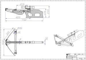 Конструкция арбалета и возможность его использования для рыбалки (2)