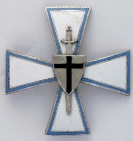 КРЕСТ «БАЛТИЙСКОГО ЛАНДВЕРА»