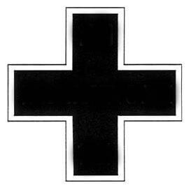 Крест для членов Общества Галлиполийцев