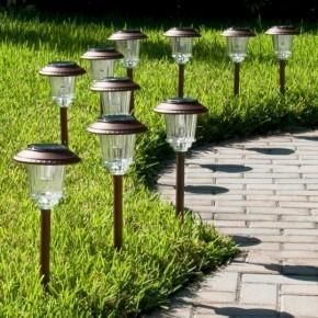Особенности дворовых светильников