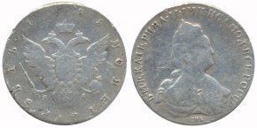 1 РУБЛЬ 1785