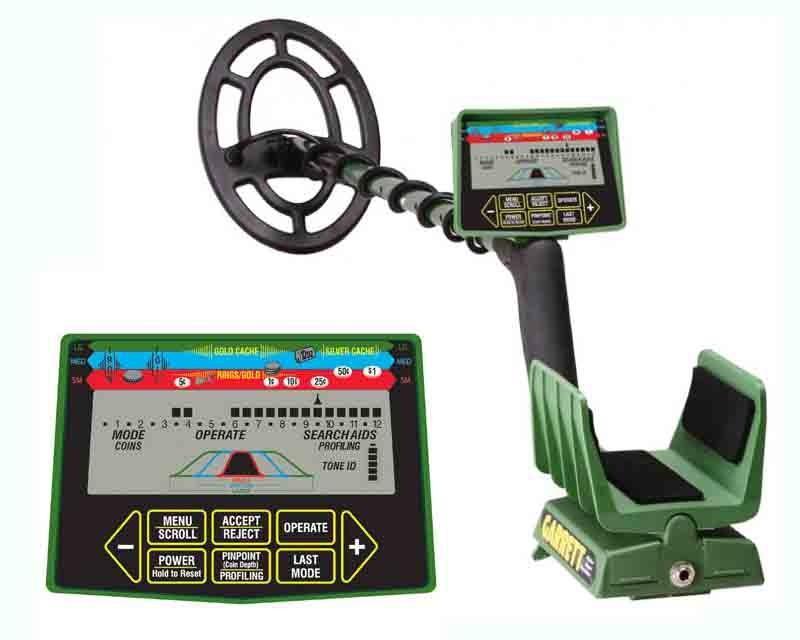 Металлоискатель Garrett GTP 1350