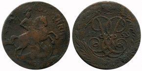 2 КОПЕЙКИ 1759