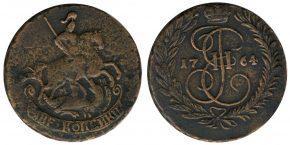 2 КОПЕЙКИ 1764