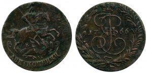 2 КОПЕЙКИ 1766