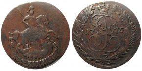 2 КОПЕЙКИ 1775