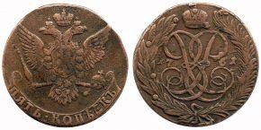 5 КОПЕЕК 1761