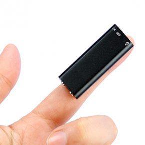 Мини цифровой диктофон