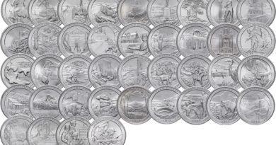 25 центов Прекрасная Америка