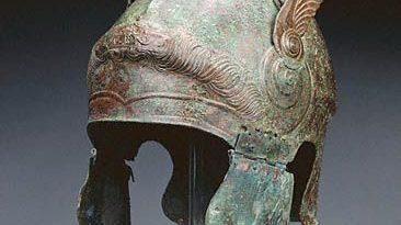 Шлемы халкидонского типа, ок 4 в. до н.э.